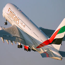 Flights to UAE