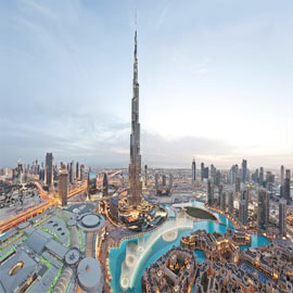 Moving to Dubai